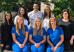 Atrium Family Dental team