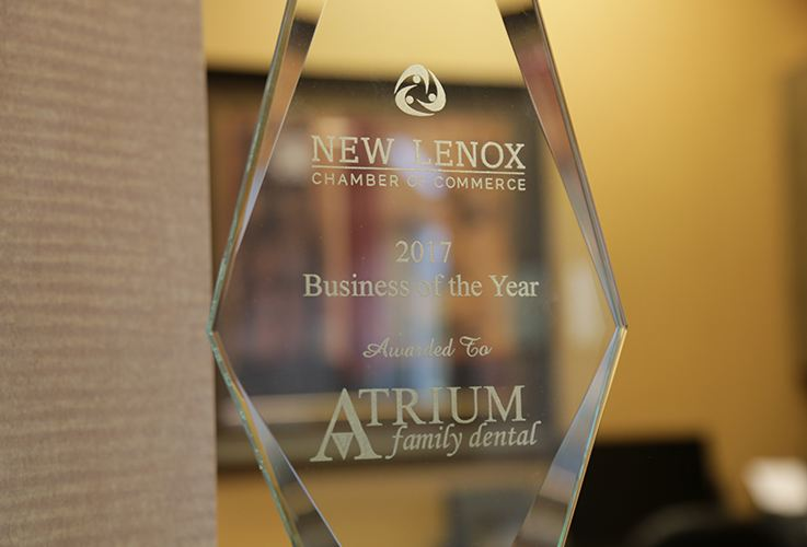 New Lenox business of the year award